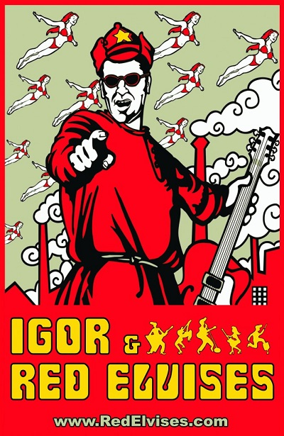 Igor _ the Red Elvises